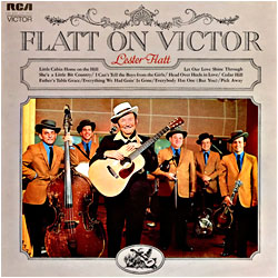 Cover image of Flatt On Victor