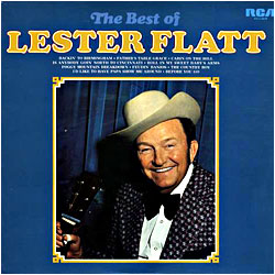 Cover image of The Best Of Lester Flatt