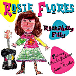 Cover image of Rockabilly Filly