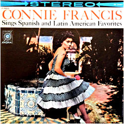 LP Discography: Connie Francis - Discography