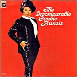 Connie Francis The Twelve Days Of Christmas.Lp Discography Connie Francis Discography