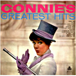 Cover image of Connie's Greatest Hits
