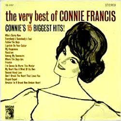 Cover image of The Very Best Of Connie Francis