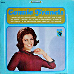 Cover image of Connie Francis
