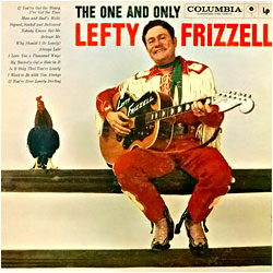 Cover image of The One And Only Lefty Frizzell