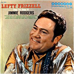 Sings The Songs Of Jimmie Rodgers - image of cover