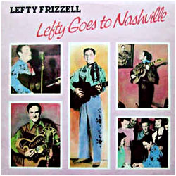 Cover image of Lefty Goes To Nashville