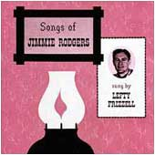 Cover image of Songs Of Jimmie Rodgers