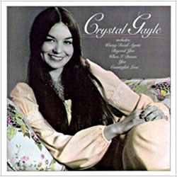 Cover image of Crystal Gayle