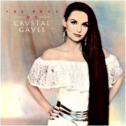 Cover image of The Best Of Crystal Gayle