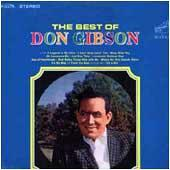 Cover image of The Best Of Don Gibson