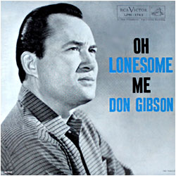Cover image of Oh Lonesome Me
