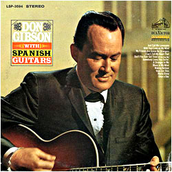 Cover image of With Spanish Guitars