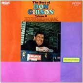 Cover image of The Best Of Don Gibson Vol 2