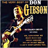 Cover image of The Very Best Of Don Gibson