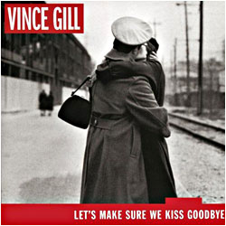 Cover image of Let's Make Sure We Kiss Goodbye