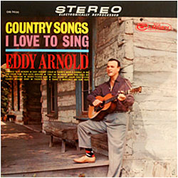 Cover image of Country Songs I Love To Sing