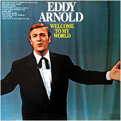 Cover image of Welcome To My World