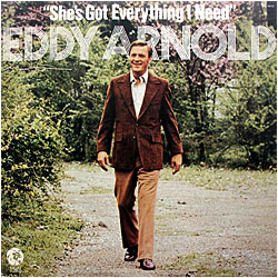 Cover image of She's Got Everything I Need