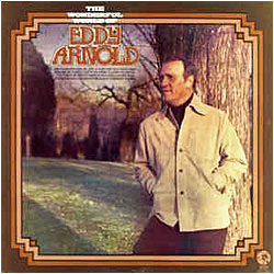 Cover image of The Wonderful World Of Eddy Arnold