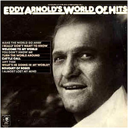 Cover image of Eddy Arnold's World Of Hits