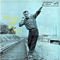 Cover image of Wanderin' With Eddy Arnold