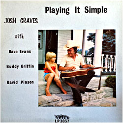 Cover image of Playing It Simple