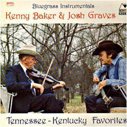Cover image of Bluegrass Instrumentals