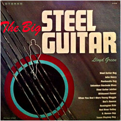 Cover image of The Big Steel Guitar