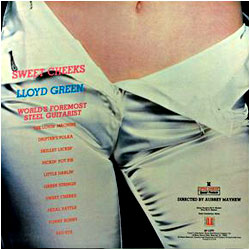 Sweet Cheeks - image of cover