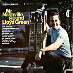 Cover image of Mr. Nashville Sound