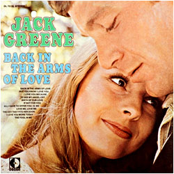 Back In The Arms Of Love - image of cover