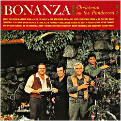 Cover image of Christmas On The Ponderosa