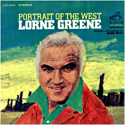 Image of random cover of Lorne Greene