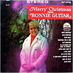 Cover image of Merry Christmas From Bonnie Guitar