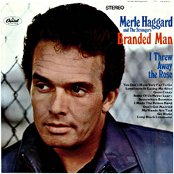 Cover image of Branded Man