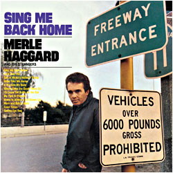 Cover image of Sing Me Back Home