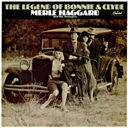 Cover image of The Legend Of Bonnie And Clyde