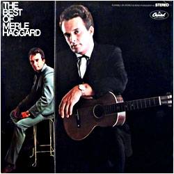 Cover image of The Best Of Merle Haggard