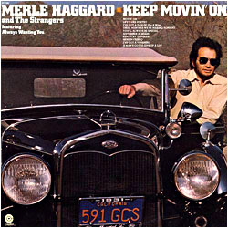 Cover image of Keep Movin' On