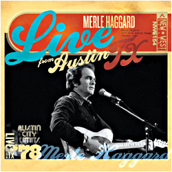 Cover image of Live From Austin '78