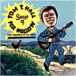 Cover image of Songs Of Fox Hollow