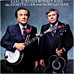 Cover image of The Storyteller And The Banjo Man