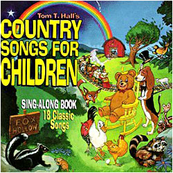 Cover image of Country Songs For Children