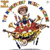 The Magnificent Music Machine - image of cover
