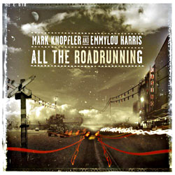 Cover image of All The Roadrunning