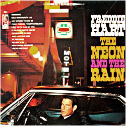 Cover image of The Neon And The Rain