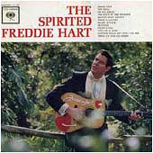 Cover image of The Spirited Freddie Hart