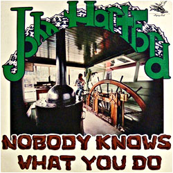 Cover image of Nobody Knows What You Do
