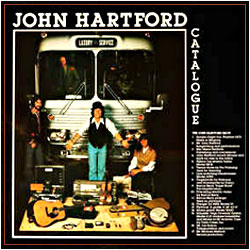 Image of random cover of John Hartford